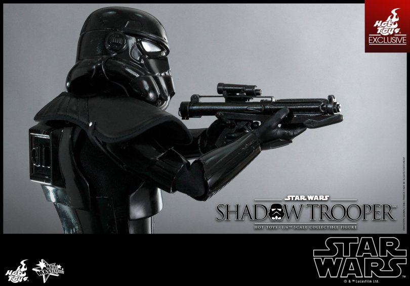 Star Wars: 1/6th scale Shadow Trooper Collectible Figure