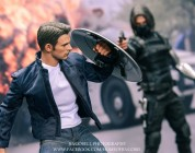 Captain America 2: 1/6th scale Captain America & Steve Rogers Final Product