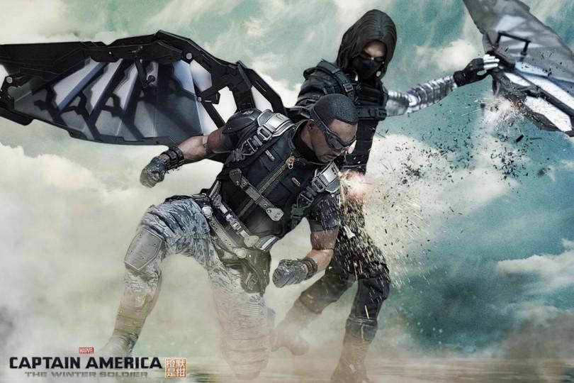 Captain America – The Winter Soldier: Falcon