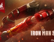 "Hot Toys: Iron Man 3 Teaser – The ""suit is on fire""!"