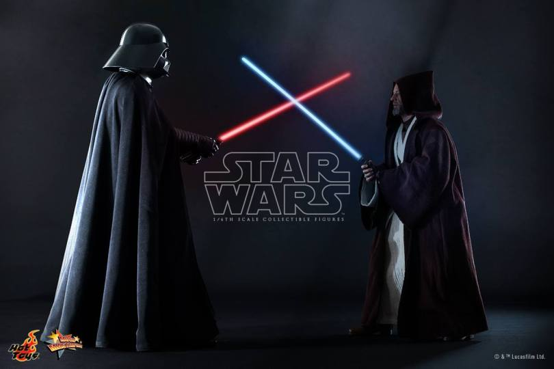 """Hot Toys Star Wars Teaser – """"The Circle is Now Complete"""""""