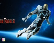 Iron Man 3: Starboost (Mark XXXIX)