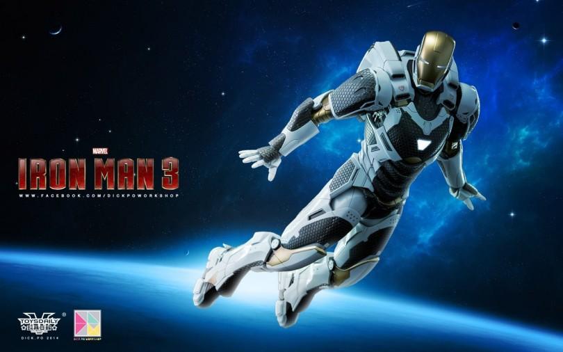 Iron Man 3: Starboost (Mark XXXIX)