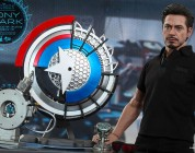 Iron Man 2: Tony Stark w/ Arc Reactor Creation Accessories
