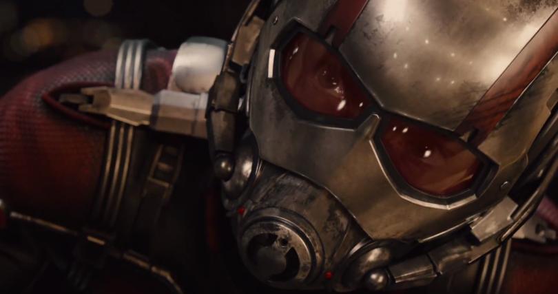 Erster offizieller Trailer von Marvels Ant-Man erschienen