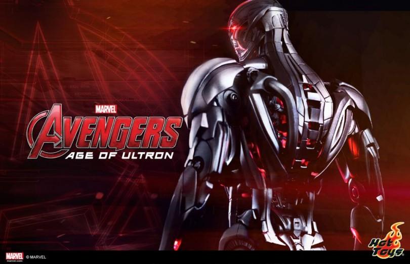 Hot Toys veröffentlicht Teaserbild von Ultron