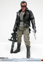 The Terminator – Battle Damaged Terminator T-800