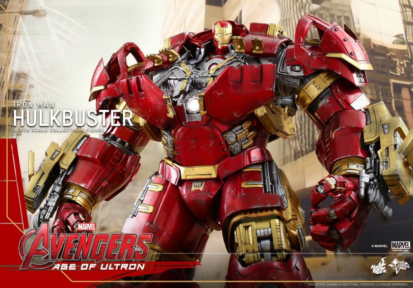 Avengers: Age of Ultron – Hulkbuster mit Mark XLIII