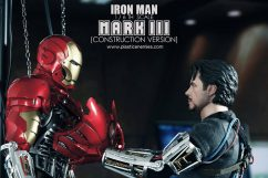 Iron Man: 1/6th scale Mark III (Construction Version)