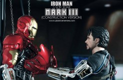 Iron Man: 1/6th scale Mark III (Construction Version)